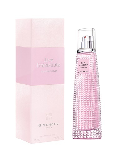 Givenchy Live Irresistible Blossom Crush EDT 75 ml Kadın Parfümü Renksiz